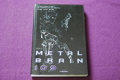 METAL BRAIN 109 - Kim Jun Bum - Tokebi - N° 1