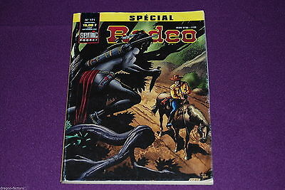 SPECIAL RODEO - Semic Pocket - N° 171 - Aout Septembre 2001