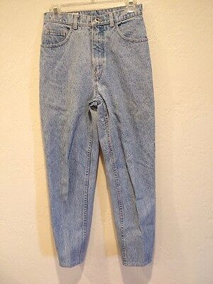 VTG 80s/90s GUESS PRODUCTS Georges Marciano High Waisted SZ 28 Tapered Jeans A19
