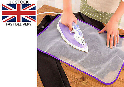 Ironing Mesh Protective NET CLOTH Protect Iron Delicate Garments Clothes