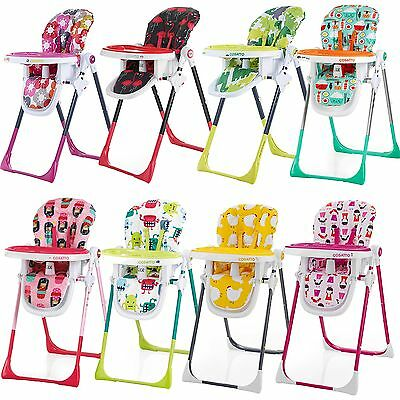 Cosatto Noodle Supa Baby/Child/Children's Hi/High Chair - Dinning/Dinner/Lunch