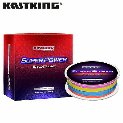 KastKing SuperPower Braided Fishing Line Braided Lines – A Must-Have Superline