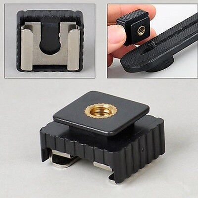 Hot shoe Adapter for standard Flash-mounted Flashlite, Photo Studio accessories