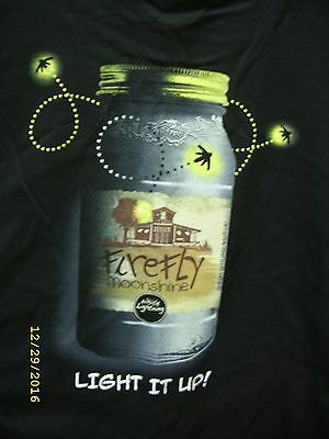 "Firefly Moonshine - ""Light it Up"" Men's Promo T-Shirt *NEW*"