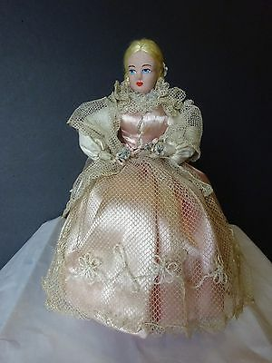 Vintage Antique Doll  Candy Holder early 1900's
