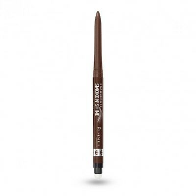 Rimmel Exaggerate Smoke N Shine Twist Up Eyeliner 002 Copper Bling *new*