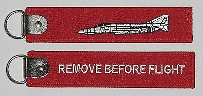 Schlüsselanhänger F-4 Phantom II - Remove Before Flight .......R1099