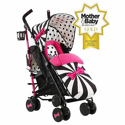 Cosatto Child/Baby Supa Pushchair/Stroller - Golightly2 (Free Raincover)