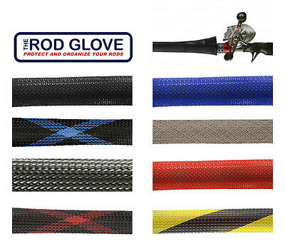 The Rod Glove Casting Extra Long Jacket For 7 1/4' - 8 1/2' Rods