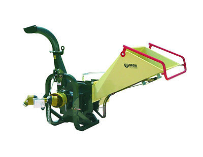 Brand New GOLD COAST Wood Chipper Mulcher Italian Negri R225