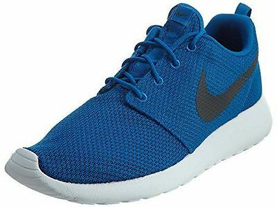 half off 9a845 47a2d NEW Men s Nike Roshe One Run Casual Shoes Blue Spark   White Sz 11.5 511881  421