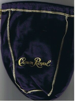 New Crown Royal  Bags Lot Of 10