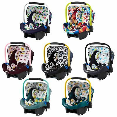Cosatto Port Group 0+ Rear Facing Baby/Infant Carrier/Seat - From Birth To 13kg