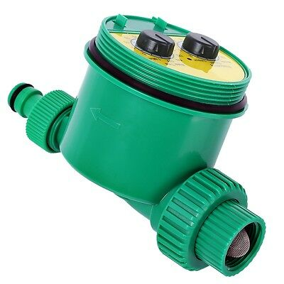 Ball Valve Automatic Electronic Water Tap Timer Garden Irrigation Controller New