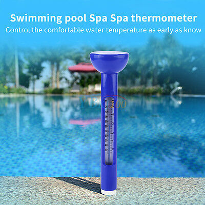 Swimming Pool Spa Floating Thermometer Water Temperature Outdoor Indoor Intex ci