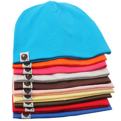 Classy Cotton Beanie For Newborn Baby Boy Girl Kids Children Soft  Hat Cap New