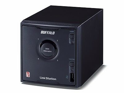 Buffalo Link Station Pro Quad LS-QVL 12TB 4-Bay