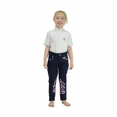 Molly Moo Show Shirt by Little Rider White