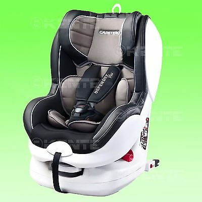 Baby Child Car seat Defender Rear and Forward Facing GRAPHIT 0-18 kg ISOFix base
