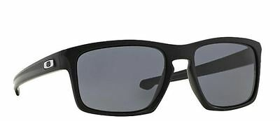 GENUINE OAKLEY Sliver OO9262 Replacement Lenses - Grey
