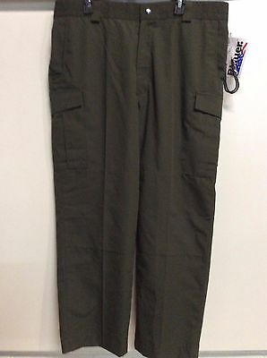 1bf50fa998 Men's Blauer LEO Tactical Swat OD Green Police 8830 40 R W/ Boot Blousers  Pants