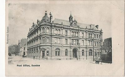 POSTCARD  SCOTLAND  DUNDEE  Post Office