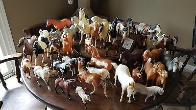 111 Different Breyer Horses, Animals
