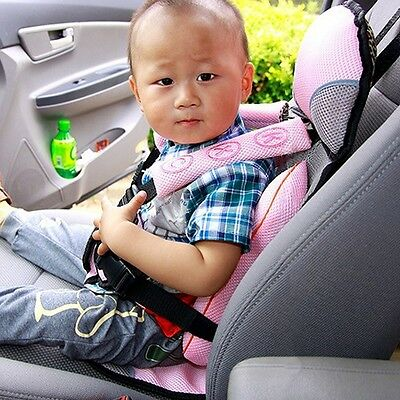 New Baby Car Seat Soft Breathable Cushion Toddler Travel Carrier Safety Seats