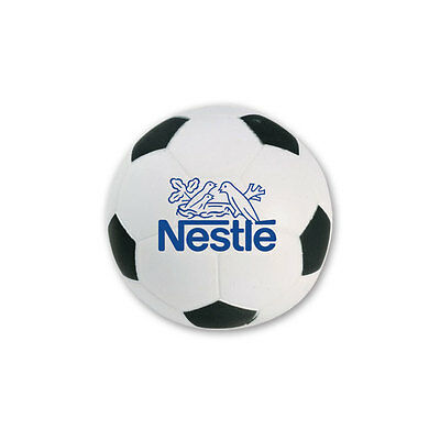 STRESS SOCCER BALLS - 150 quantity - Custom Printed with Your Logo