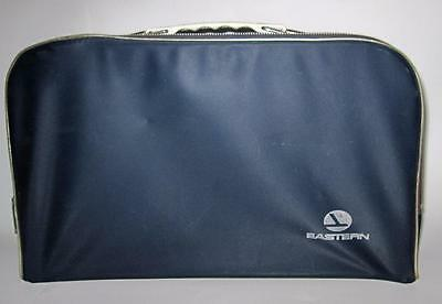 """Eastern Airlines White Vintage Child's Travel Bag Suitcase, 17"""" x 4"""" x 10 1/2"""" H"""