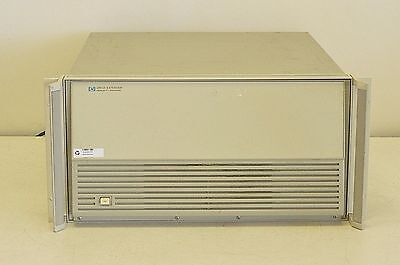 HP Agilent 3853A EXTENDER 10 Slot Chassis for Data Acquisition System