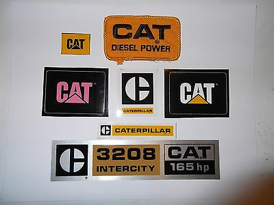 Oilfield Caterpillar Pacman sticker. rig sticker Hard hat Rare$$