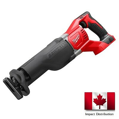 Milwaukee M18 18-Volt Lithium-Ion Cordless SAWZALL Reciprocating Saw 2621-20
