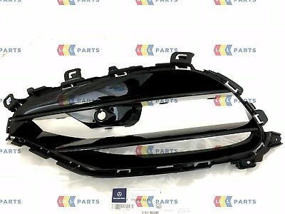 New Genuine Mercedes Benz Mb A45 2015- W176 Amg Front Bumper Grill Left N/s