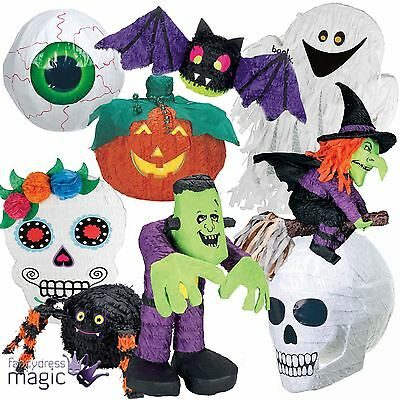 Novelty Horror Halloween Bash Pinata Party Game Decoration Hanging Prop Fun BN