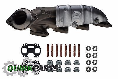 2004-2010 Ford F150 5.4 V8 3 Valve Right Exhaust Manifold Stud Nut Gasket OE NEW