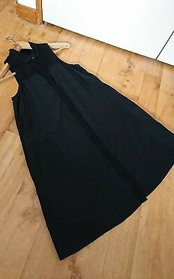Ladies Rag and Bone black shirt dress size S around an 8