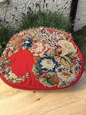 Pettipoint Evening Bag c1910