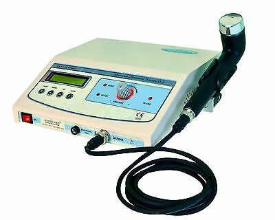 Therapeutic Ultrasound Therapy Machine 1 Mhz Pain Relief Therapy LCD preset Soun