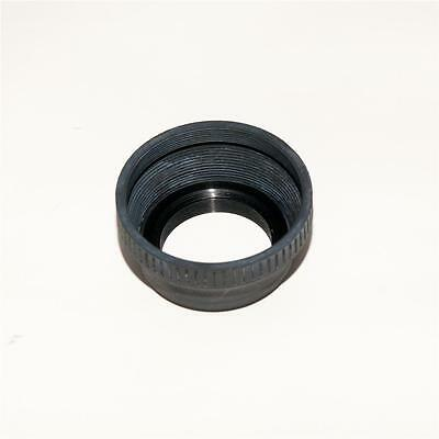 40.5Mm Screw On Collapsible Rubber Lens Hood