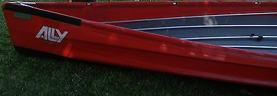 Ally Folding Canoe 17 DR Flatwater Fast and Easy Paddling Lightweight