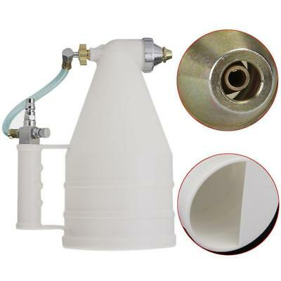 Air Stucco Cement Plaster Texture Hopper Mortar Sprayer Gun Plastering Tool