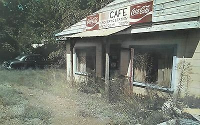'97 Photo Print Poster Advertising COCA COLA Scott Coleman OZARKS CAFE 16x20""