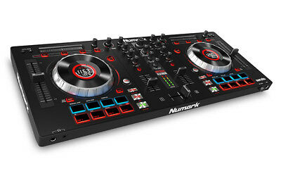Numark Mixtrack Platinum DJ Midi Software Controller Club Mixer + Software