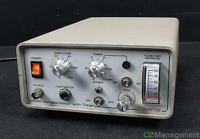 Kontes KT 50 T 50W Ultrasonicator with Timer
