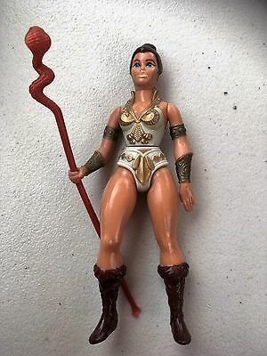 Vintage Mattel Teela - He-Man Masters of the Universe Action Figure