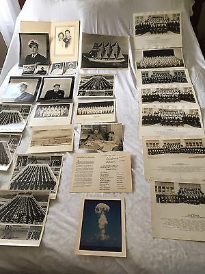 Vintage Lot of Navy USN Naval Photos ~Navy Photos 1940's