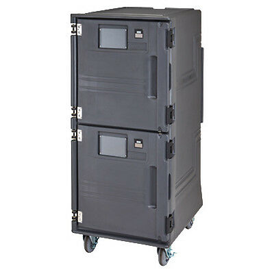 Cambro PCUPH615 Electric Pro Cart Ultra Ambient/Hot Food Pan Carrier- 110 Volts