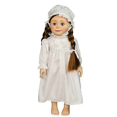 "Little House on the Prairie® Sleepwear Doll Clothes Outfit for 18"" American Girl"