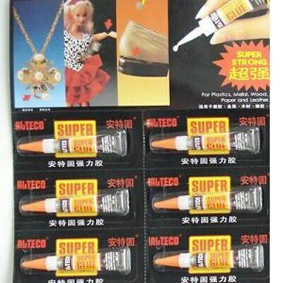 1 Super Glue , indispensable for jewellery making 90x14mm-A6830